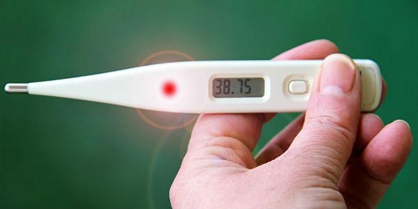 Imagen post gripe en niños