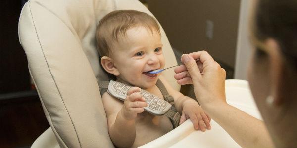 Imagen post hora de comer con los niños