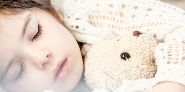 Imagen Post importancia del sueño en los niños